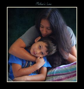 Mother's Love by Sharon Irla